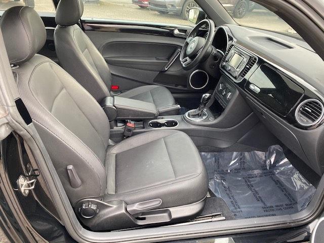 Volkswagen Beetle Coupe 2014 price $10,997