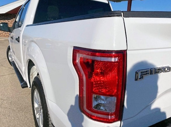 Ford F-150 2016 price $20,997