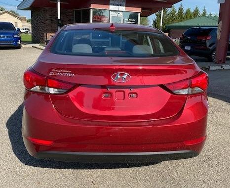 Hyundai Elantra 2016 price $16,997