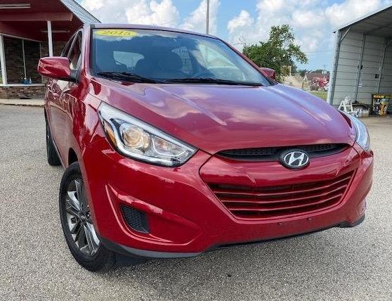 Hyundai Tucson 2015 price $16,997