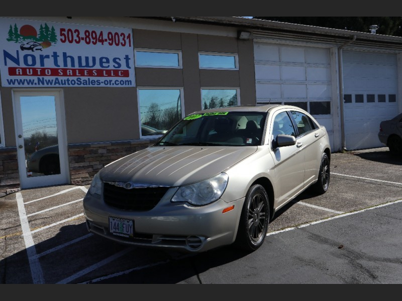 Chrysler Sebring Sdn 2007 price $3,990