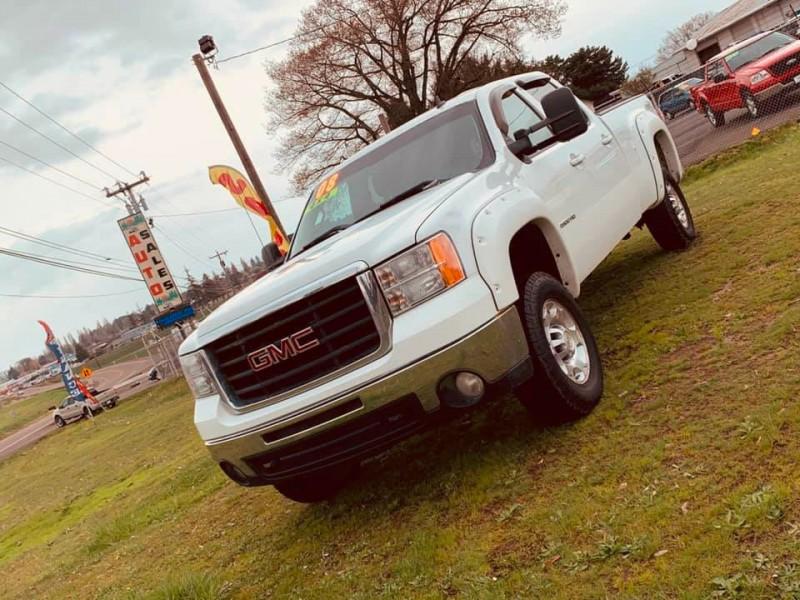 GMC Sierra 2500HD 2008 price $16,250