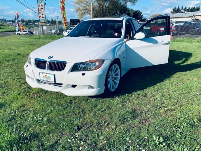 BMW 3-Series 2008 price $7,450