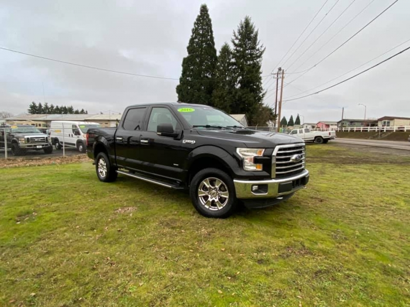 Ford F-150 2016 price $19,887