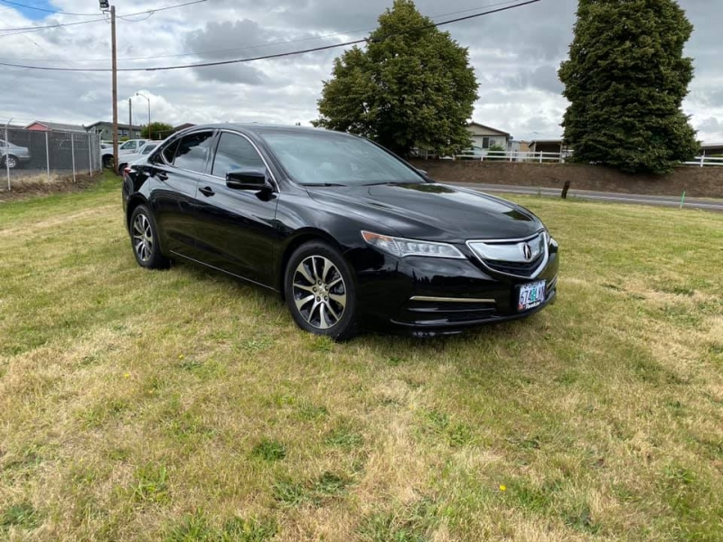 Acura TLX 2017 price $22,900