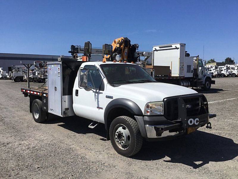 Ford Super Duty F-550 DRW 2007 price $15,997