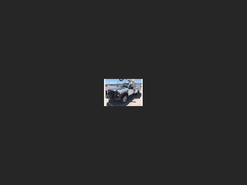 Ford Super Duty F-550 DRW 2009 price $19,997