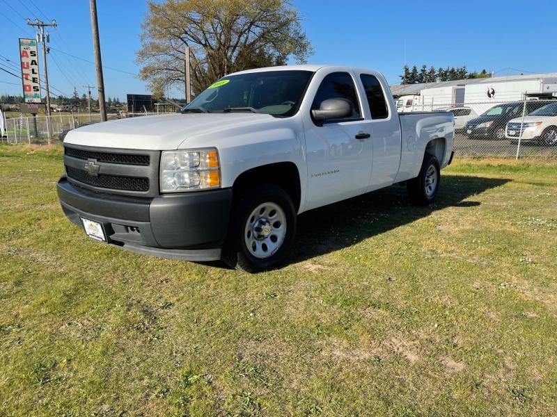 Chevrolet Silverado 1500 2008 price $11,997