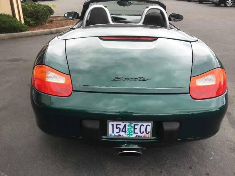 Porsche Boxster 2000 price $7,750