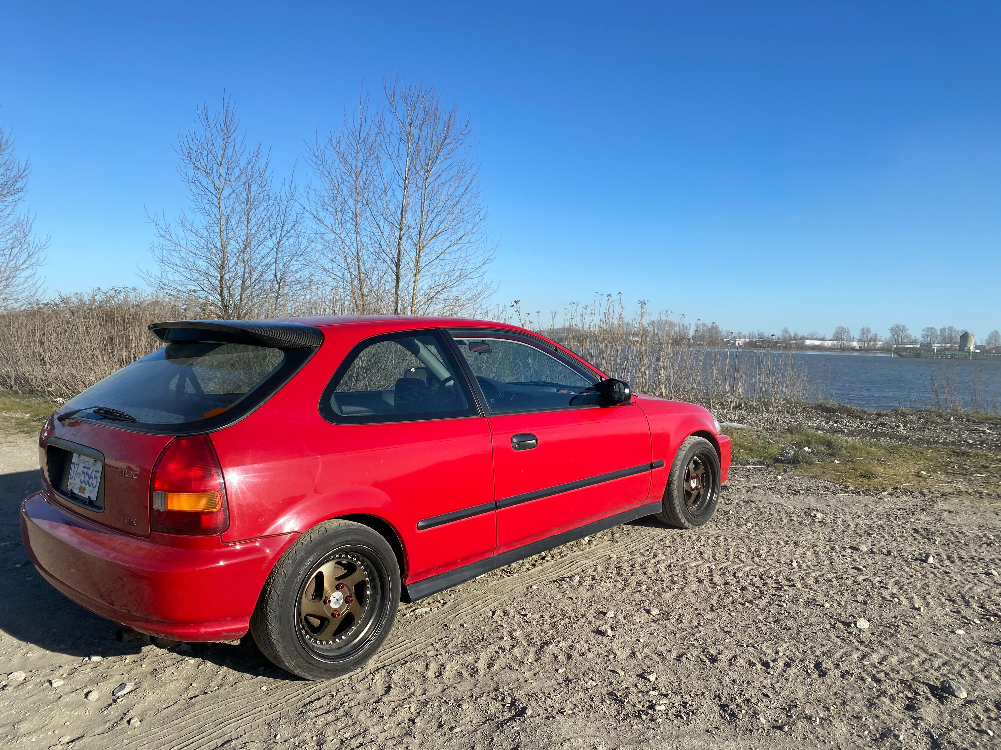 1998 Honda Civic Hatchback Integra Type R Swap B18c5 200hp Need For Speed Garage Dealership In Surrey