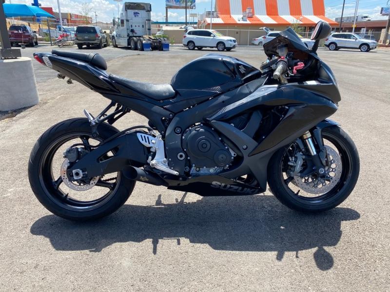 Suzuki GSX R600 2009 price $4,995