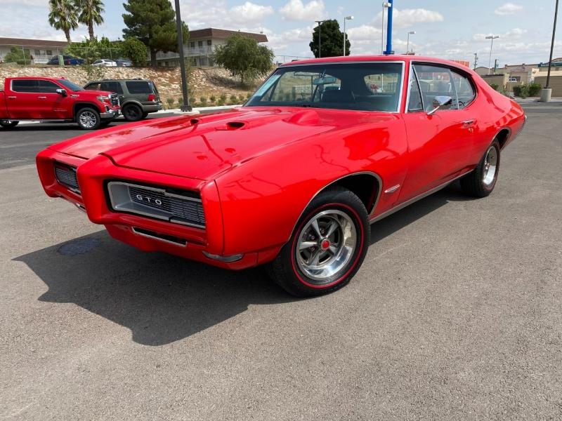 Pontiac GTO 1968 price $36,995