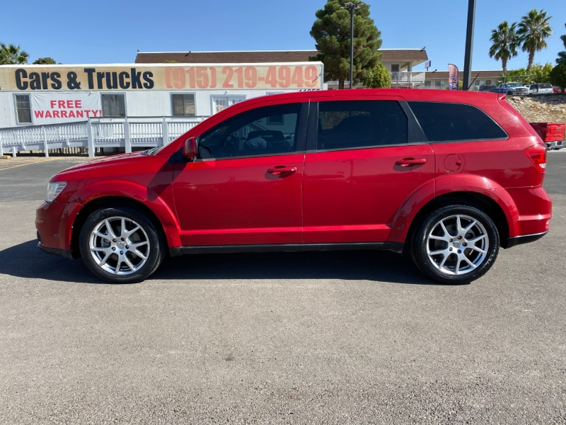 Dodge Journey 2013 price $9,995