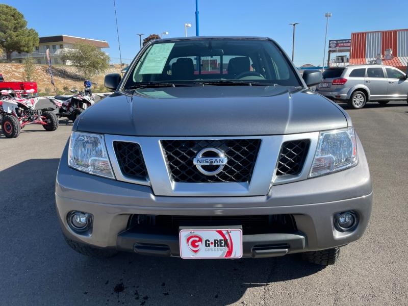Nissan Frontier 2019 price $27,995