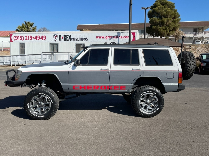 Jeep Cherokee 1996 price $8,995