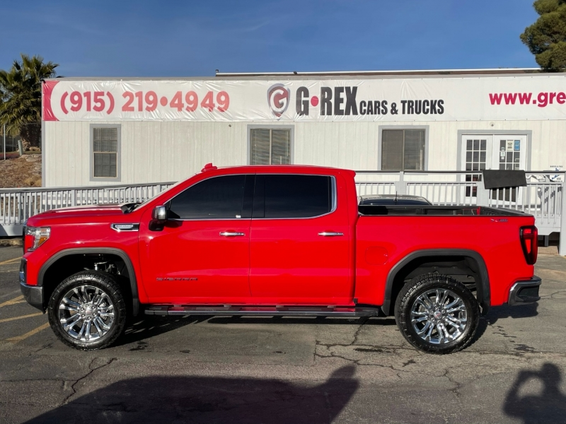 GMC Sierra 1500 2019 price $51,995