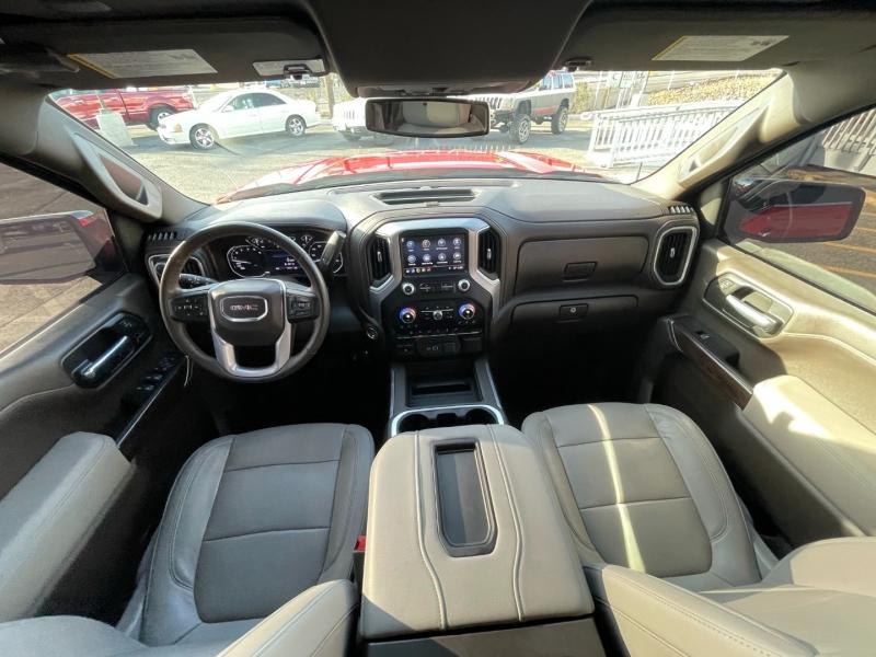 GMC Sierra 1500 2019 price $51,995