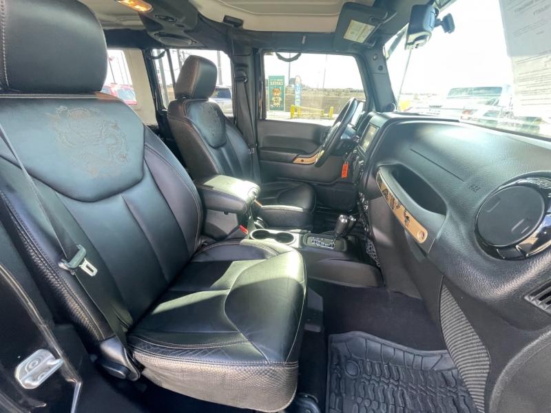 Jeep Wrangler Unlimited 2014 price $23,995