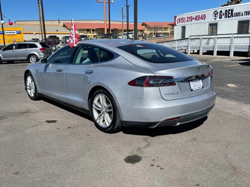 Tesla Model S 2013 price $33,995