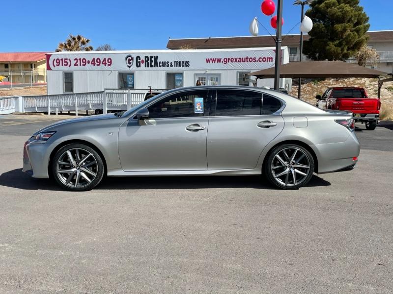 Lexus GS 350 2016 price $29,995