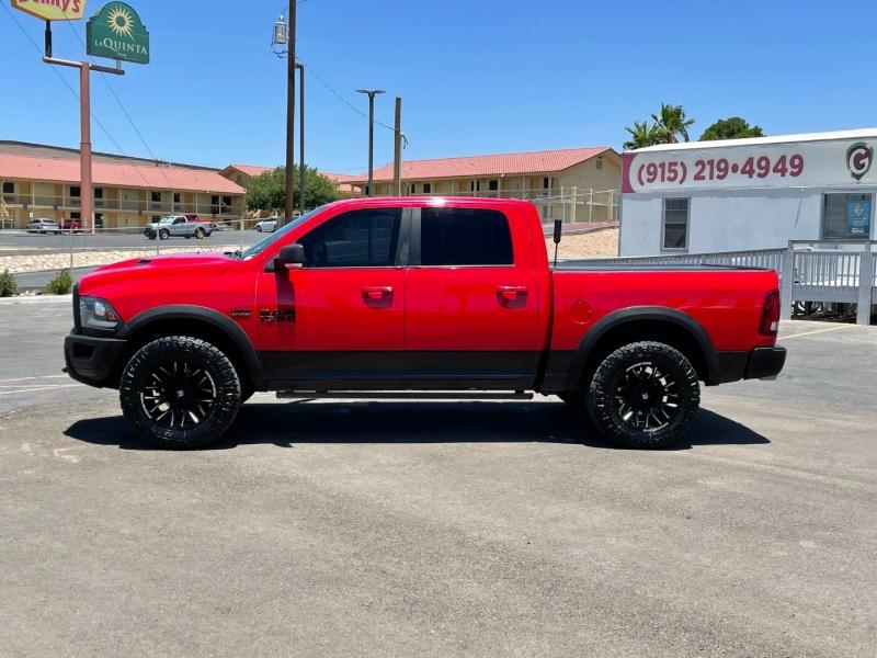RAM 1500 2016 price $33,995