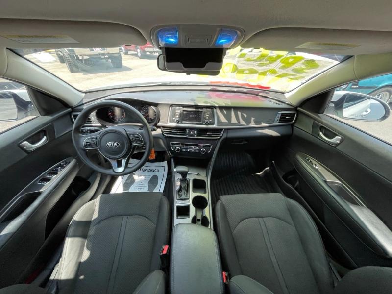Kia Optima 2016 price $14,995