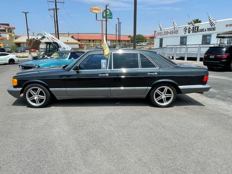 Mercedes-Benz 420 Series 1989 price $9,995