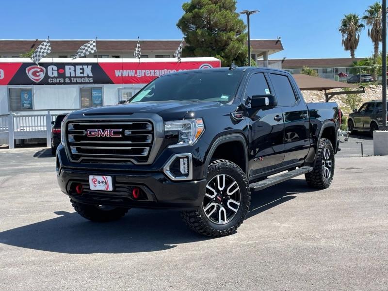 GMC Sierra 1500 2020 price $66,995