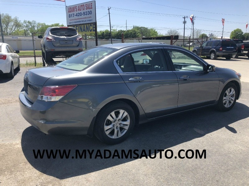 Honda Accord Sdn 2008 price $1,500 Down