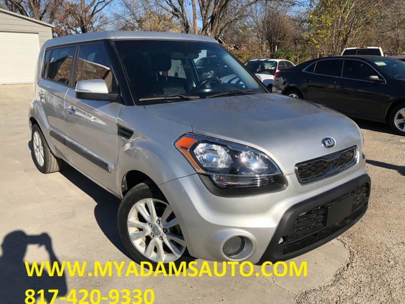 Kia Soul 2013 price $1,500 Down