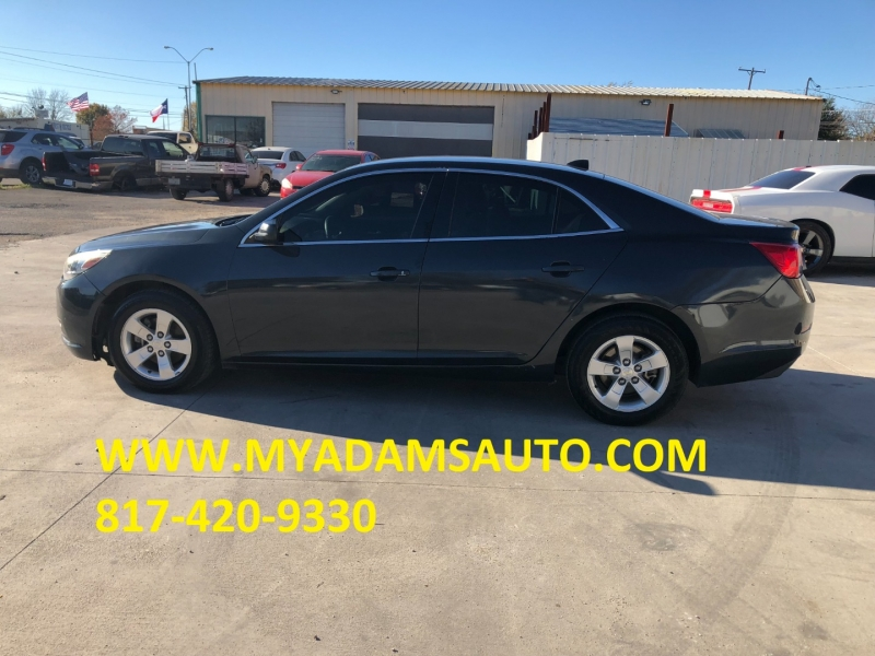 Chevrolet Malibu 2014 price $2,000 Down