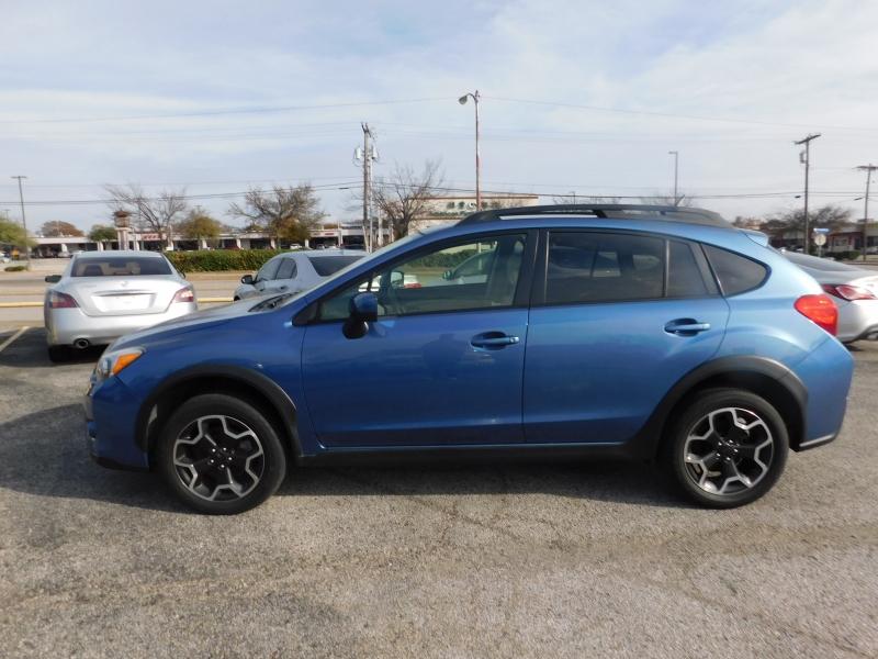 Subaru XV Crosstrek 2015 price $13,995