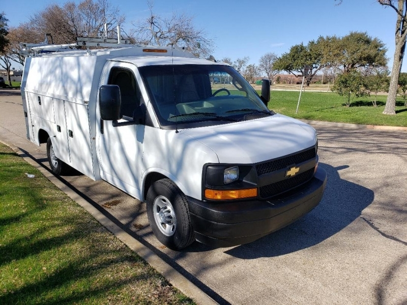 Chevrolet Express Commercial Cutaway 2017 price $34,950