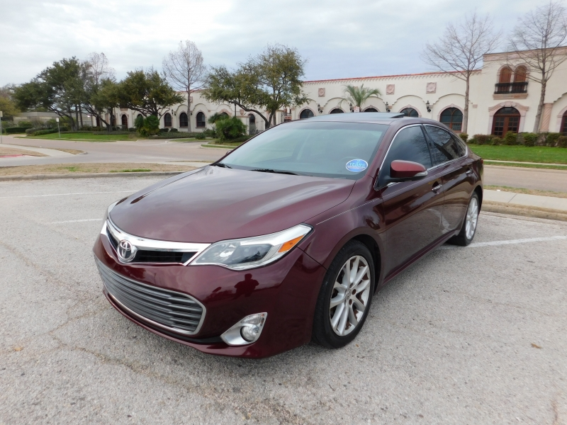 Toyota Avalon 2013 price $9,850