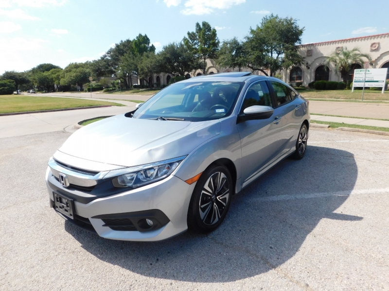 Honda Civic Sedan 2017 price $16,850