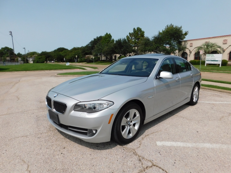 BMW 5-Series 2011 price $9,850