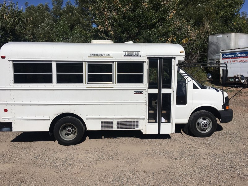 THO BUS 2007 price $17,995