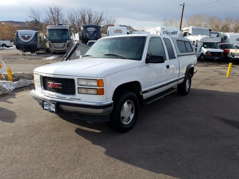 GMC Sierra 1500 1996 price $4,995