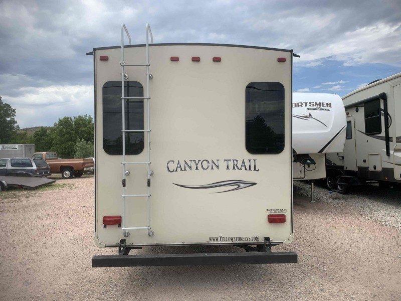 Gulf Stream Coach Canyon Trail 2014 price $21,400