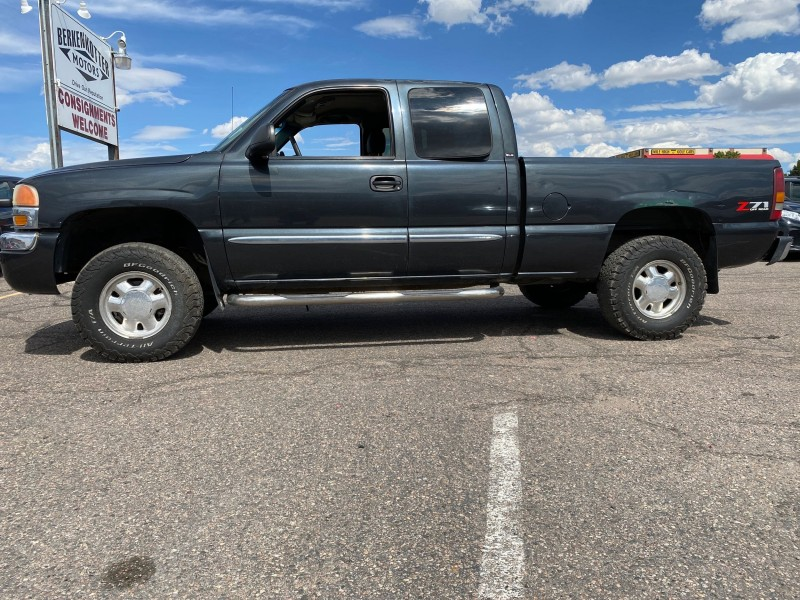 GMC Sierra 1500 2003 price $6,800