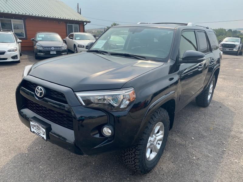 Toyota 4Runner 2018 price $34,995