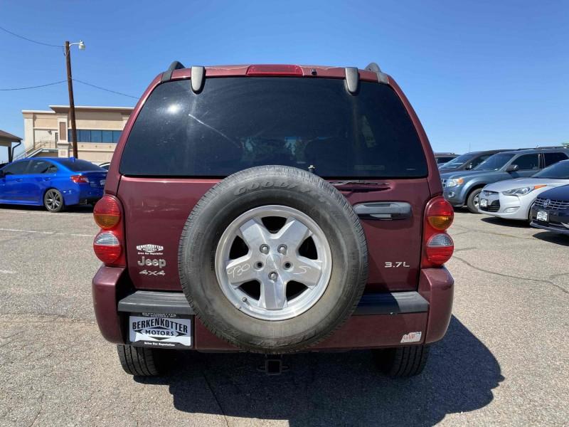Jeep Liberty 2003 price $4,888