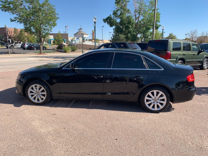 Audi A4 2009 price $9,800