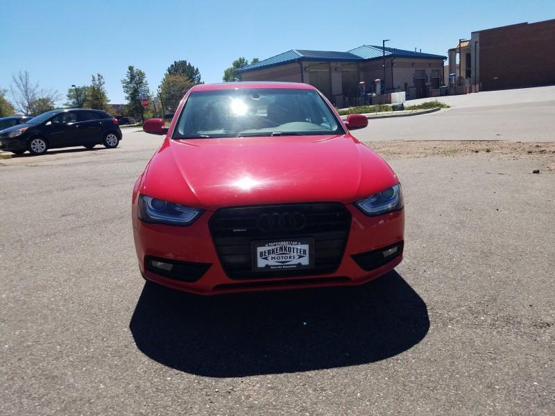 Audi A4 2013 price $13,900