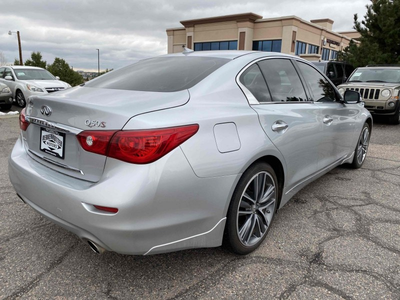 INFINITI Q50 2014 price $19,900