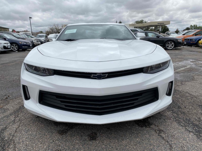 Chevrolet Camaro 2018 price $25,900