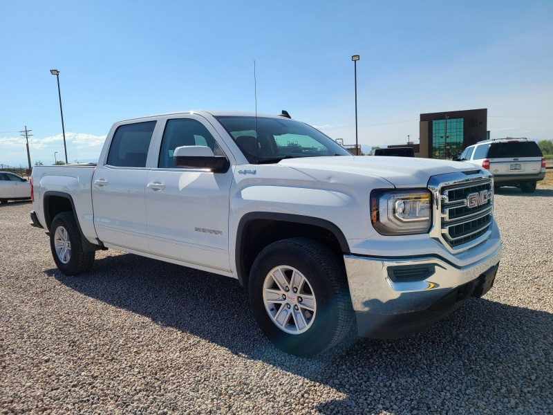 GMC Sierra 1500 2018 price $37,995