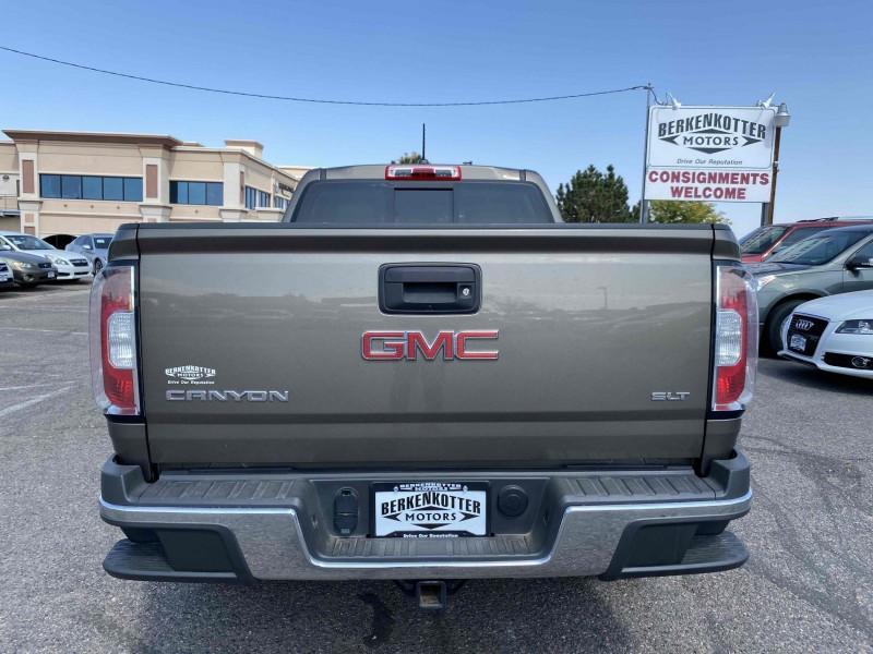GMC Canyon 2015 price $32,900