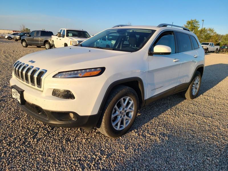 Jeep Cherokee 2017 price $19,450