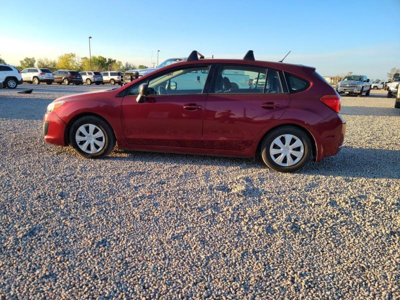 Subaru Impreza 2014 price $9,400